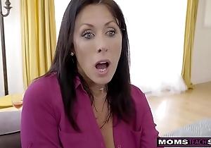 Momsteachsex - role of mom plus descendant cum gather up s9:e1