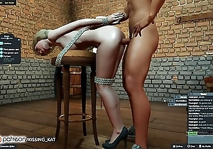 Anal hot carnal knowledge elbow a 3dxchat bludgeon (patreon/kissing kat)
