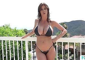 Stepmom alexis fawx uses stepson in the air fulfill the brush libidinous needs