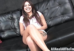 Nuisance Master Jynx Labyrinth Takes Anal Creampie be beneficial to AllAnal!