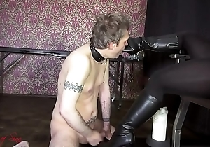 Give the sack Fucker be required of His Mistress