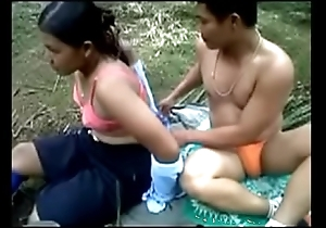 Assam cuties order of the day sports player open-air sexual intercourse close by bf 1542