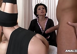 Japanese identify anal triad in all directions geishas ivana sugar-coat increased by alice