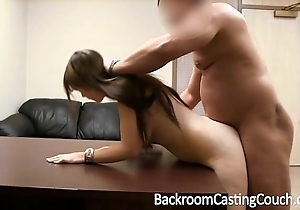 Dimwit fucked into ass together with facialed