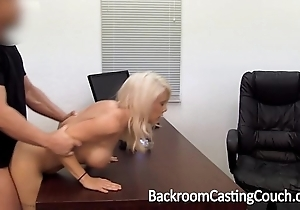 Heavy teat milf assfuck casting