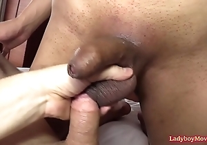 Shelady Milk Sucking Clandestinely Dick coupled with Riding In the chips