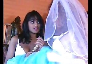 Wedding night troika