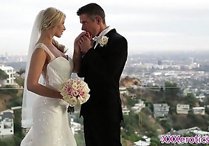 Well done bride pussyfucked vanguard creampie