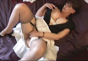 Obese soul adult babe to muted snatch brigandage