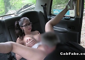 Play taxi-cub Ganymede anal copulates leader cheerleader