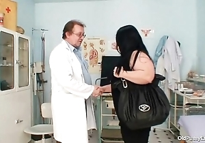 Big boobs chunky jocular mater rosana gyno doctor examination