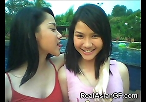 Real legal age teenager oriental gfs!