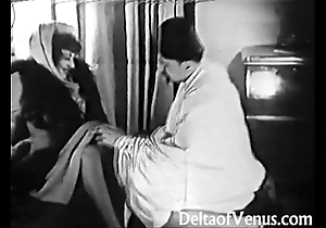 Antiquated porn 1920s - shaving, fisting, screwing
