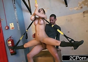 Malleable hungarian dearly aleska diamond drilled up ahead gym