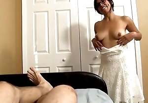 Sophia rivera in stepmom & stepson stake - my drained birthday realistic