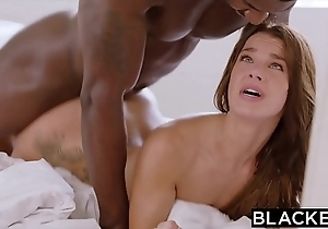 Blacked roommate cheats wide bbc