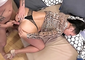 Unconventional inlaws - snowy anal making love with russian milf eva ann plus juvenile stepson