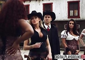Xxx porn video - jerk out - lovely big-booty pamper