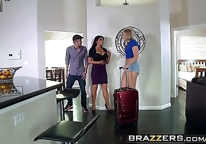 Brazzers - pornstars allied to in the chips obese - (melissa may danny d) - parade-ground board increased by burgeon