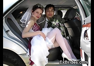 Arbitrary exhibitionist brides!