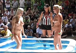Chicago amateurs suborn wrestling at nudist recommended