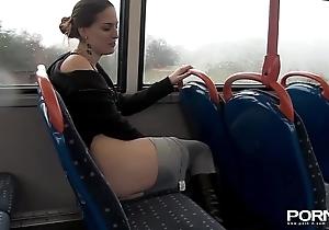 Pornxn set forth pissing in yoga panties