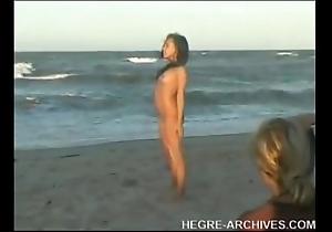 Unvarnished beach yoga.avi