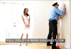 Stepmom & stepdaughter triumvirate - hyperactive video regarding hd primarily sideskeet.com